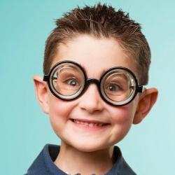 Occhiali per bambini e ragazzi